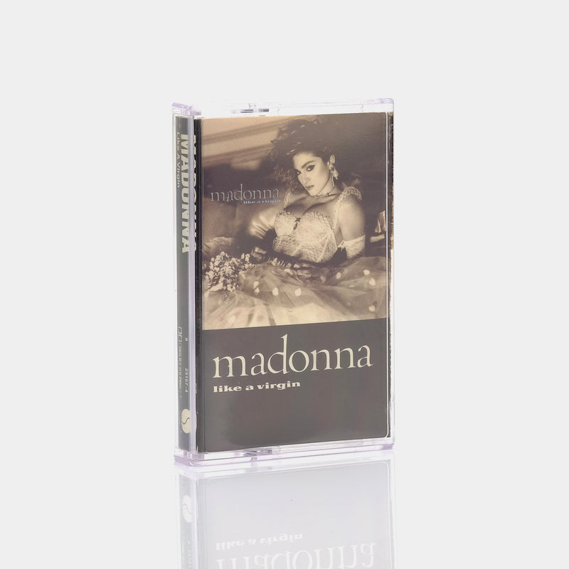 Madonna - Like A Virgin (1984) Cassette Tape