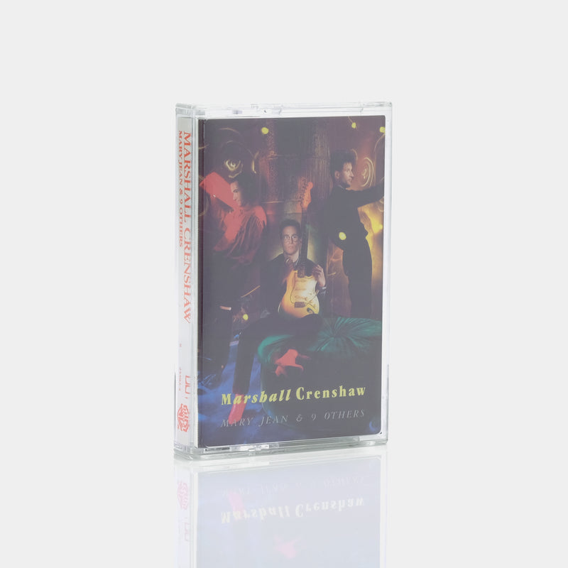 Marshall Crenshaw ‎– Mary Jean & 9 Others (1987) Cassette Tape
