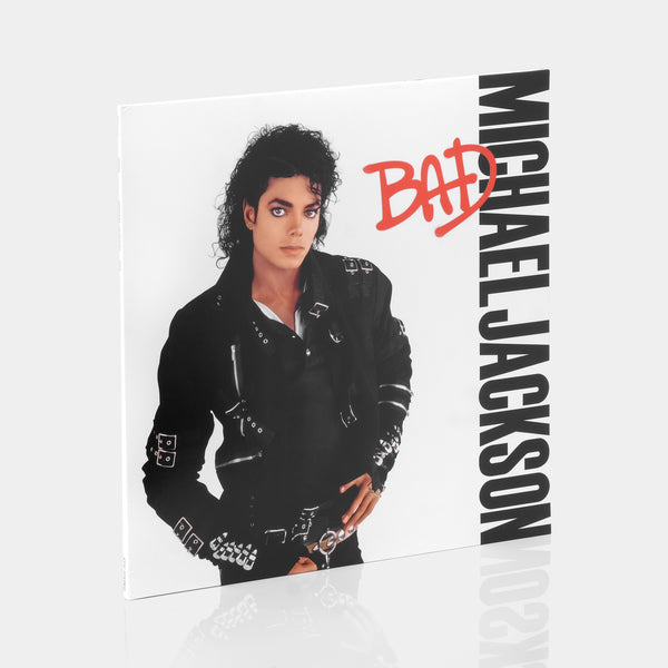 Michael Jackson - Bad (1987) Vinyl Record