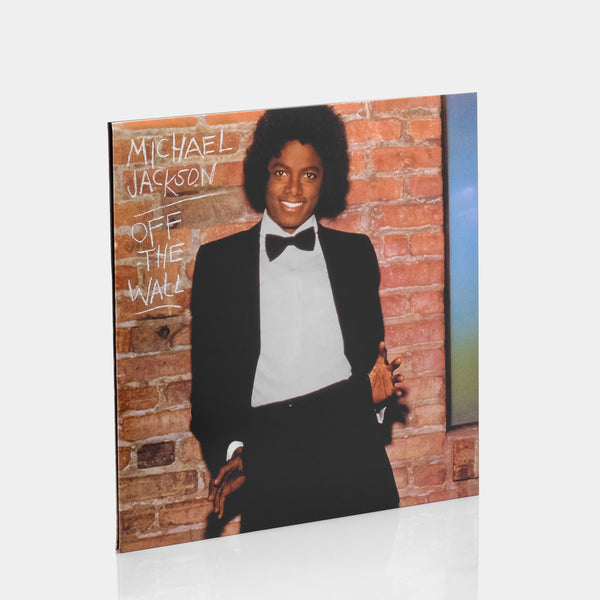 Michael Jackson - Off The Wall (1979) Vinyl Record