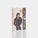 Michael Jackson - Bad (1987) Cassette Tape