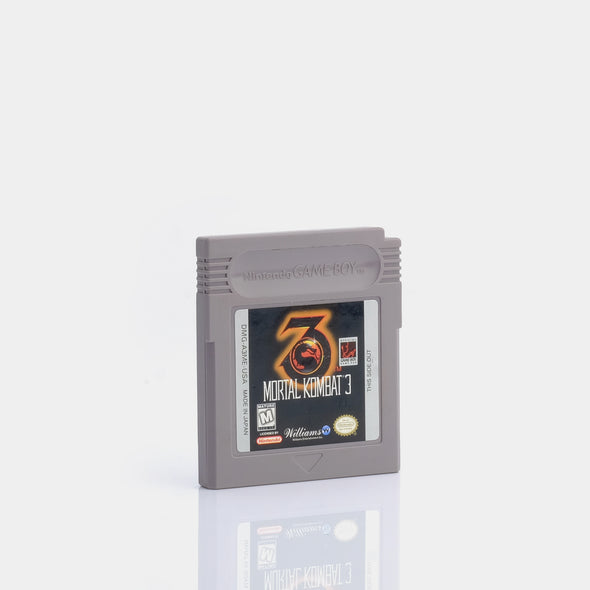 Mortal Kombat 3 Game Boy Game