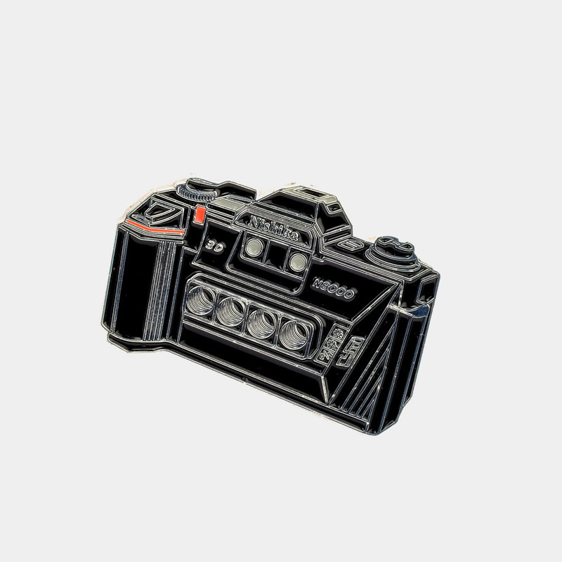 Nishika N8000 3D Camera Enamel Pin