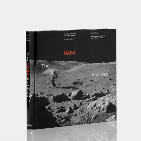 The Nasa Archives - 60 Years In Space Book