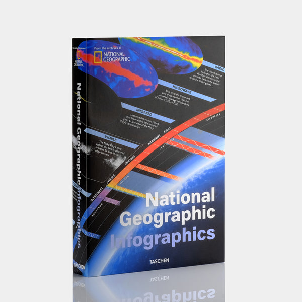 National Geographic - Infographics Book