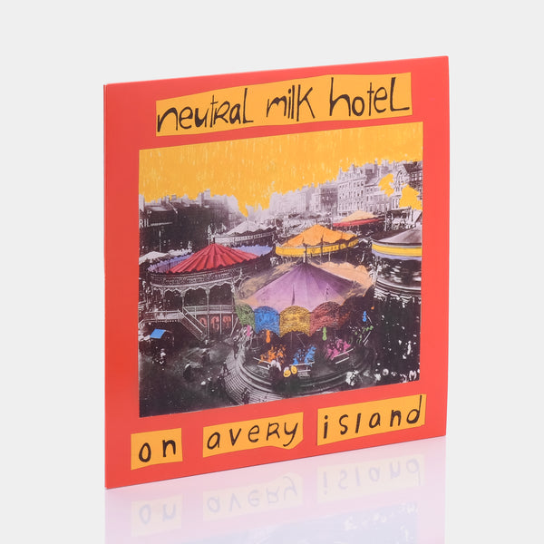Neutral Milk Hotel - On Avery Island (1996) Vinyl Record
