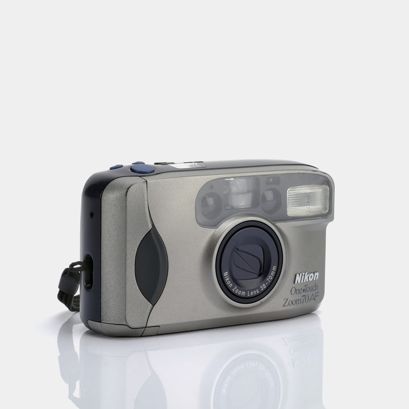 Nikon One Touch Zoom 70 AF 35mm Point and Shoot Film Camera