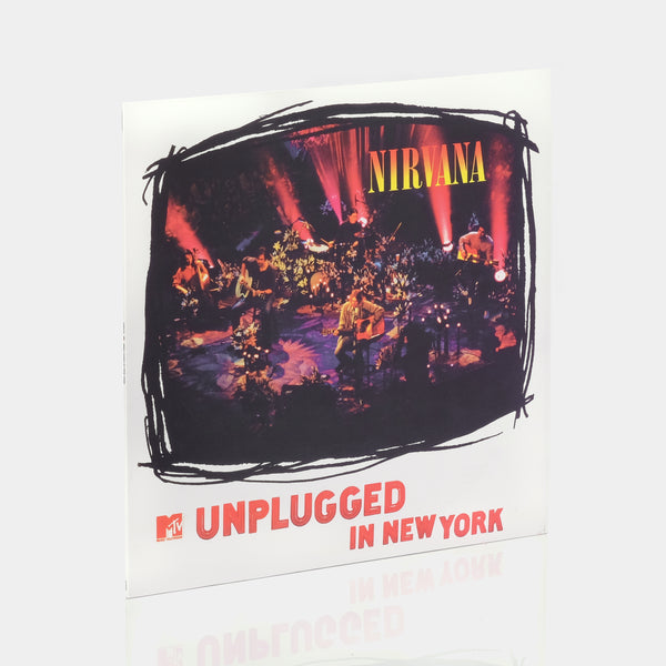 Nirvana – Unplugged In New York (1994) Vinyl Record