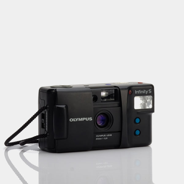 Olympus Infinity S 35mm Compact Film Camera