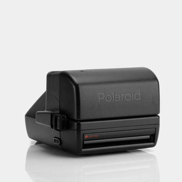 Polaroid 600 One Step Flash Instant Film Camera
