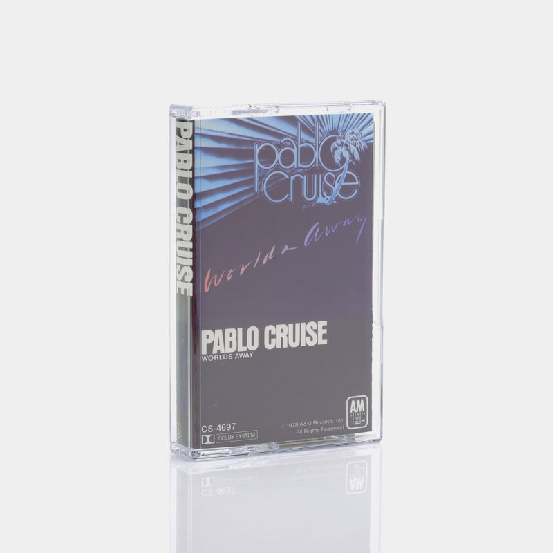 Pablo Cruise - Worlds Away (1978) Cassette Tape