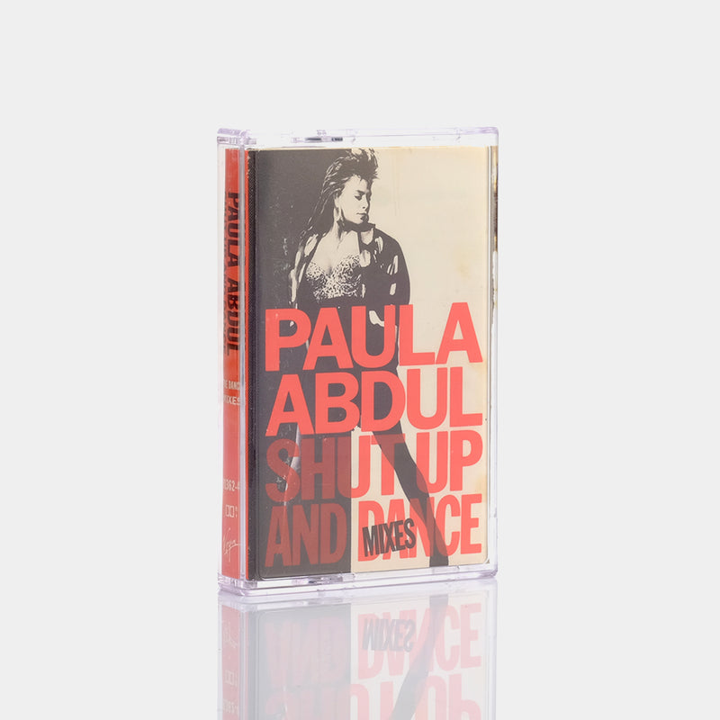 Paula Abdul - Shut Up And Dance (1990) Cassette Tape