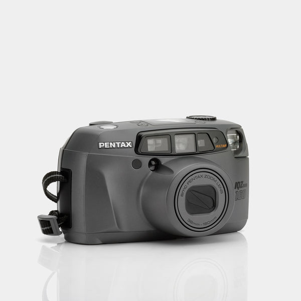 Pentax IQZoom 160 Point and Shoot 35mm Camera