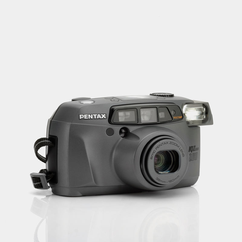 Pentax IQZoom 160 35mm Point and Shoot Film Camera