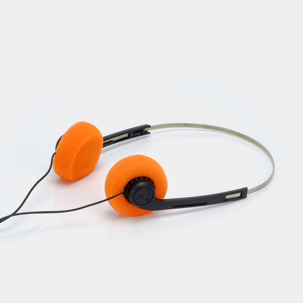Basic Retro Foam Headphones