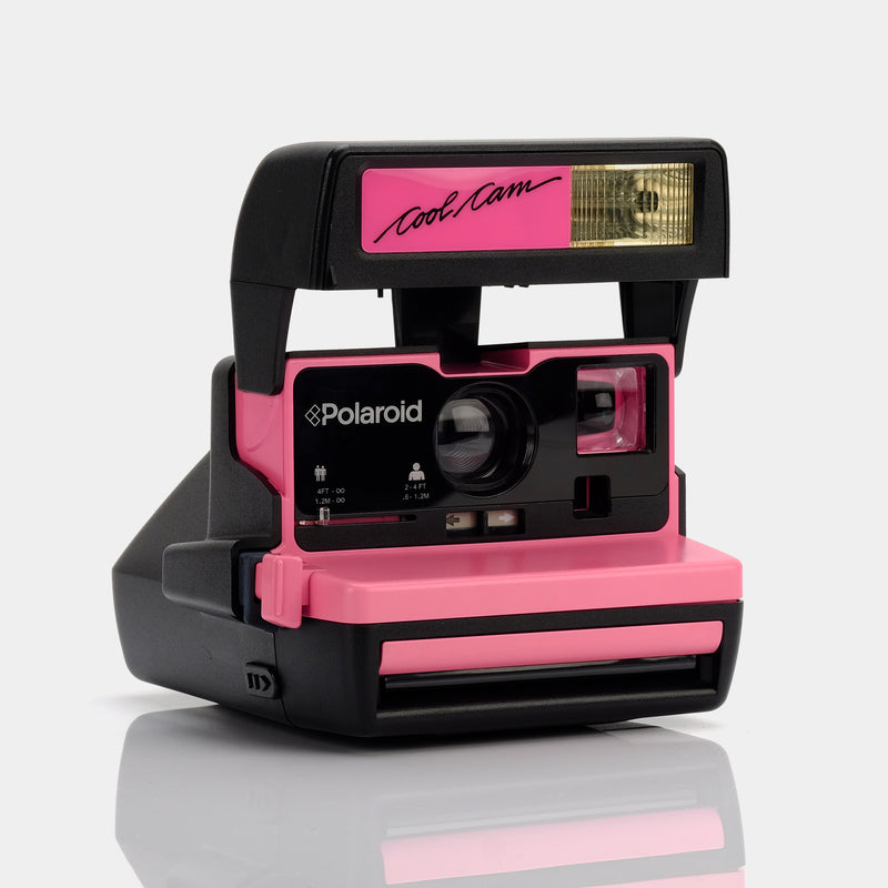 Polaroid Pink Cool Cam 600 Camera