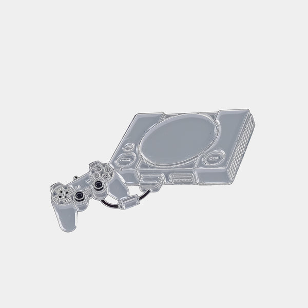 Playstation Console Enamel Pin