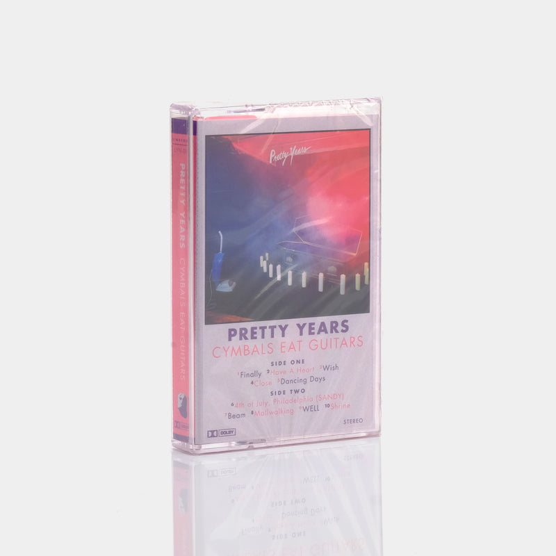Cymbals Eat Guitars - Pretty Years (2016) Cassette Tape