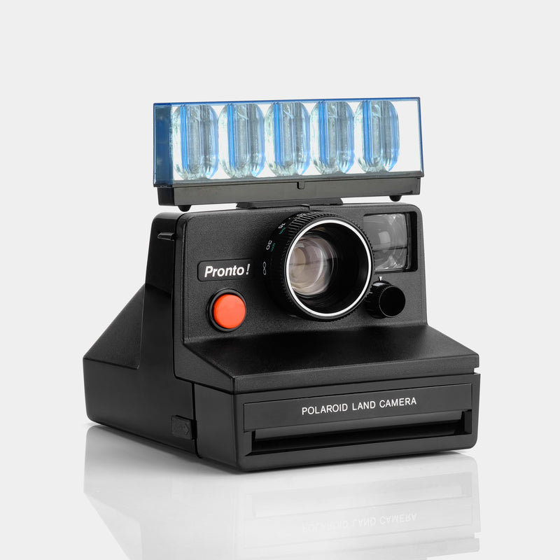 Polaroid SX-70 Pronto! Instant Film Camera