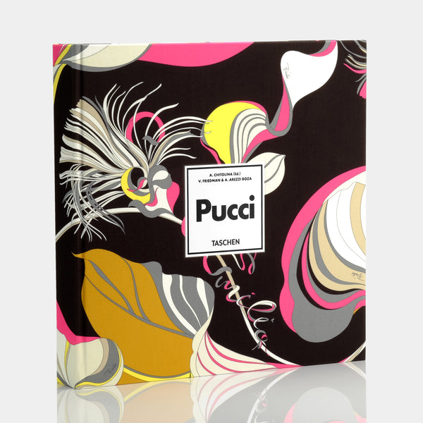 Pucci. Updated Edition XL Book