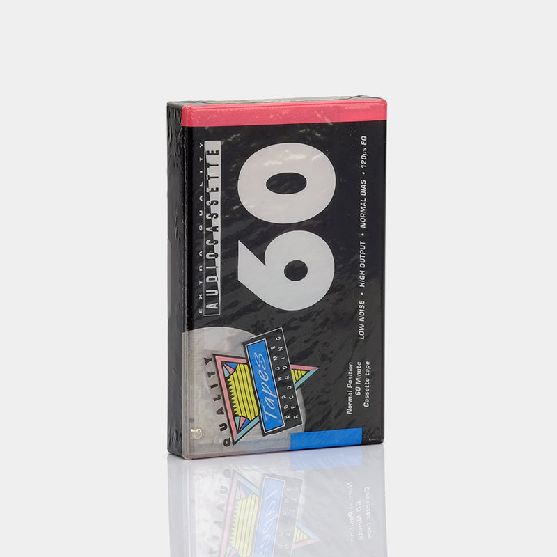 Quality Tapes Blank Recordable Cassette Tape