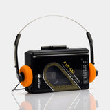 Quasar AM/FM Portable Cassette Player