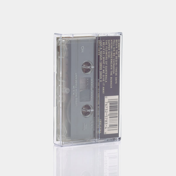 R.E.M - Lifes Rich Pageant (1986) Cassette Tape