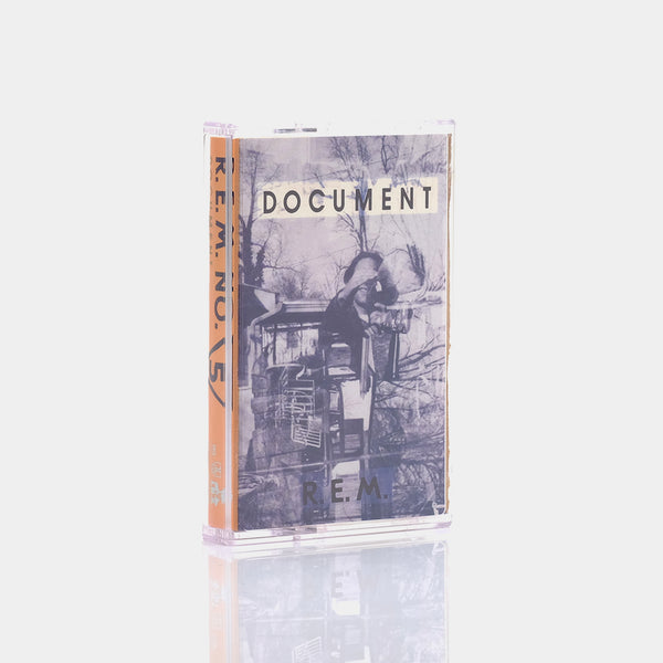 R.E.M - Document (1987) Cassette Tape