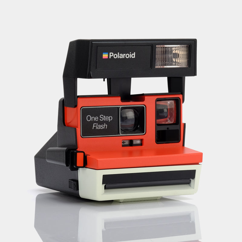 Polaroid Tennis Red 600 Camera