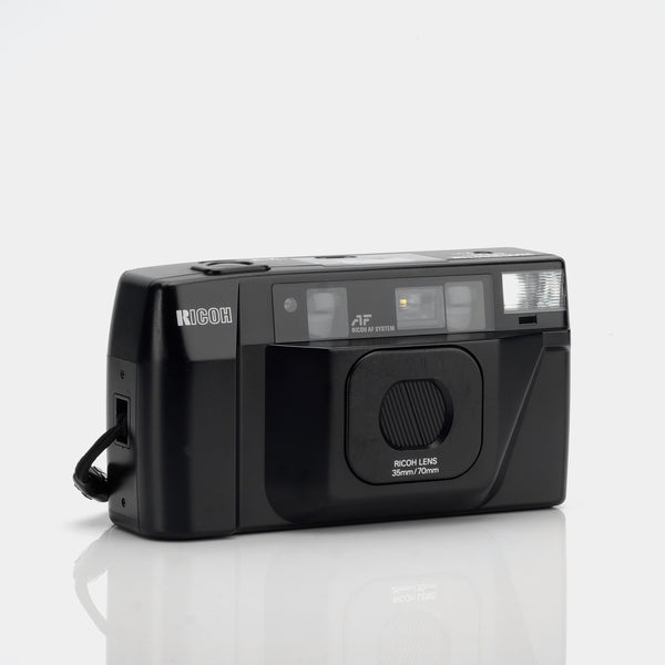 Ricoh Shotmaster Dual Point and Shoot 35mm Camera