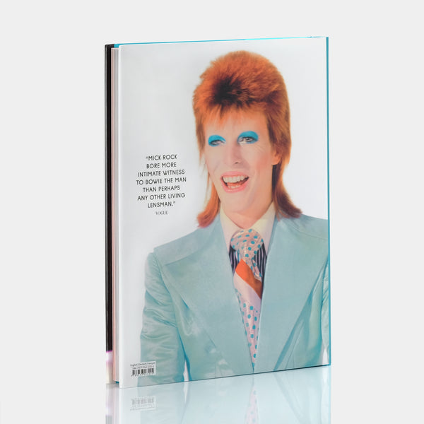 Mick Rock - The Rise Of David Bowie (1972-1973) XL Book