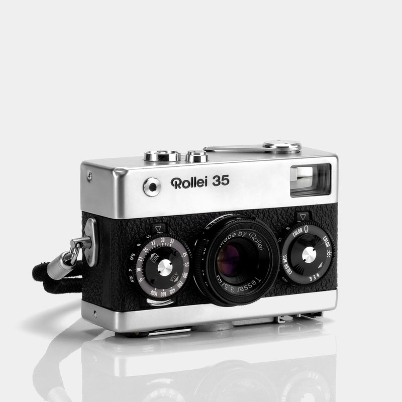 Rollei 35 Camera Enamel Pin