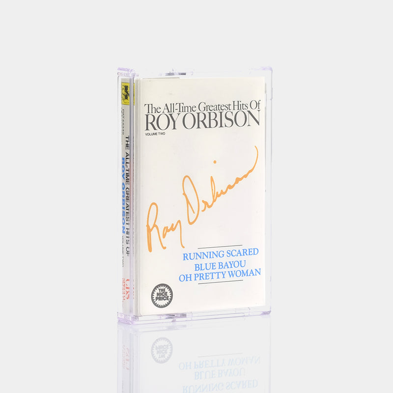 Roy Oribson - The All-Time Greatest Hits of Roy Orbison Vol. II (1989) Cassette Tape