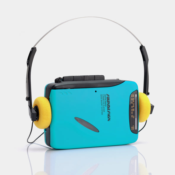 Sound Design 4317 TL Portable Cassette Player