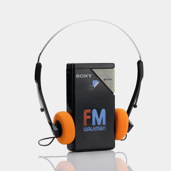Sony Walkman SRF-16W FM Portable Radio