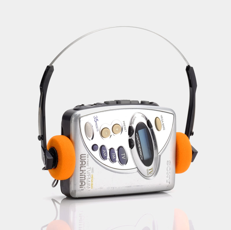 Sony Walkman WM-FX467 Portable Cassette Player
