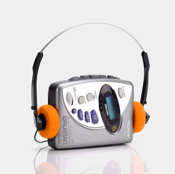 Sony Walkman WM-FX277 Portable Cassette Player
