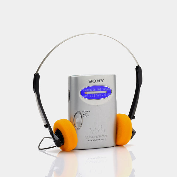 Walkman SRF-59 Portable Radio