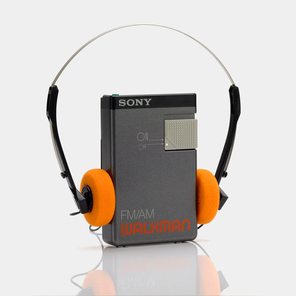 Sony Walkman SRF-19W AM/FM Portable Radio