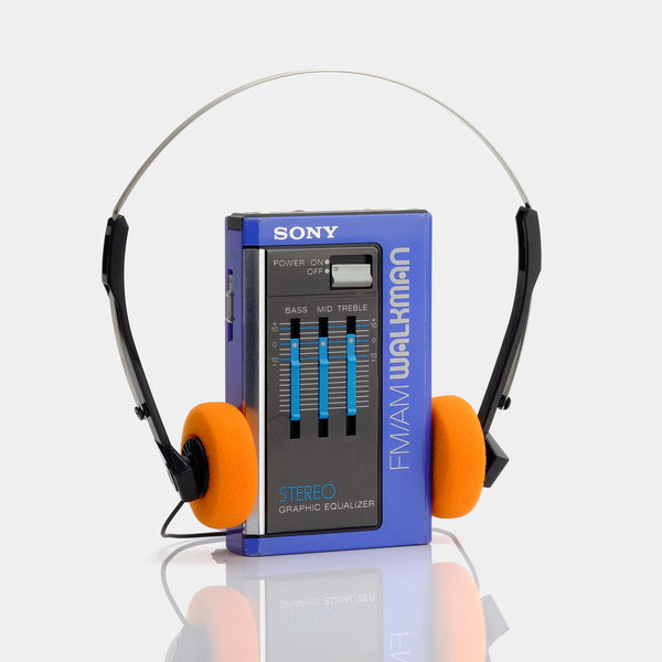 Sony Walkman SRF-35W AM/FM Portable Radio