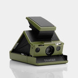 Polaroid 600 Army Green Folding Instant Film Camera