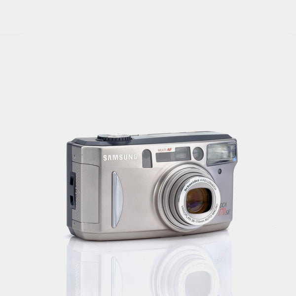 Samsung Evoca 170 SE Point and Shoot 35mm Camera