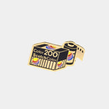Scotch Color 200 Film Vintage Enamel Pin