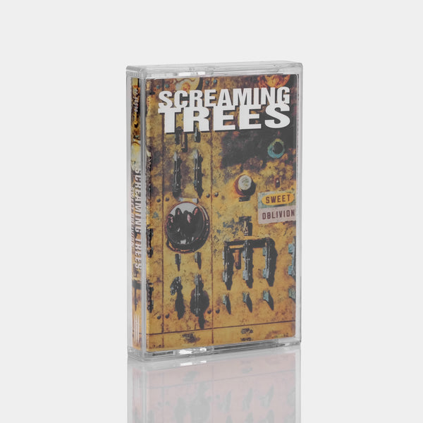 Screaming Trees – Sweet Oblivion (1992) Cassette Tape