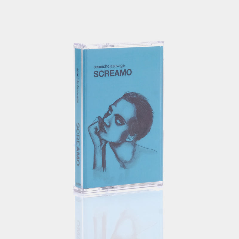 Sean Nichole Savage - Screamo (2018) Cassette Tape