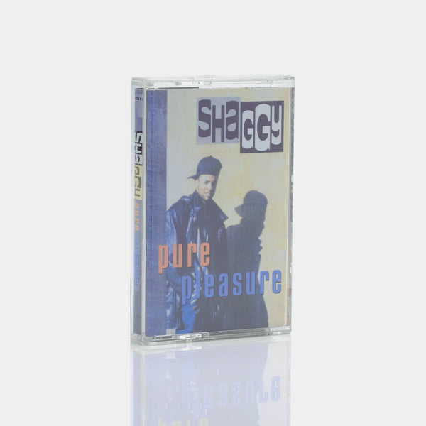 Shaggy - Pure Pleasure (1993) Cassette Tape