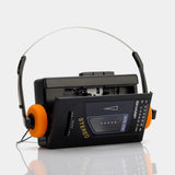 Sharp AM/FM Portable Cassette Player
