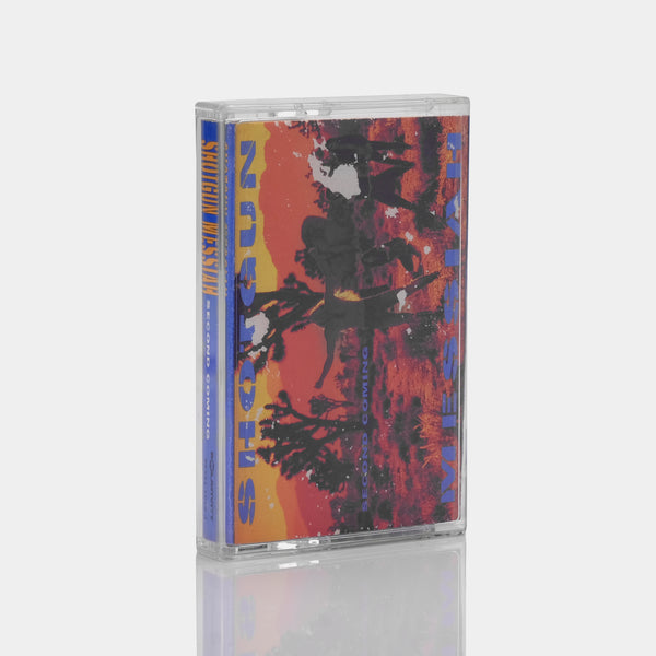 Shotgun Messiah – Second Coming (1991) Cassette Tape
