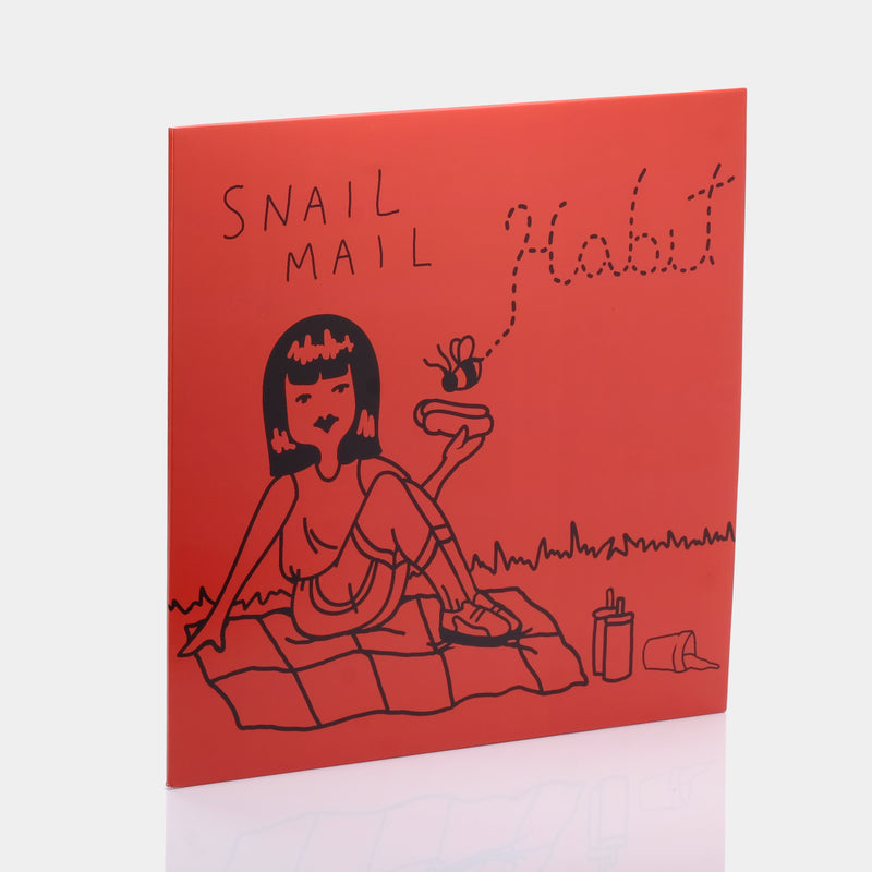 Snail Mail ‎– Habit (2017) Vinyl Record