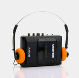 Sony Walkman WM-A26/B26 Auto Reverse Portable Cassette Player